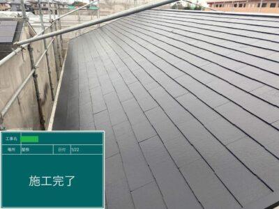 屋根塗装のご紹介