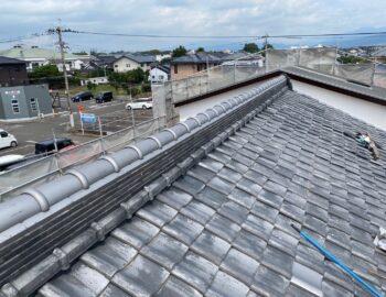 屋根 補修後